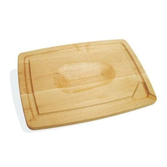 Carving Board With Well