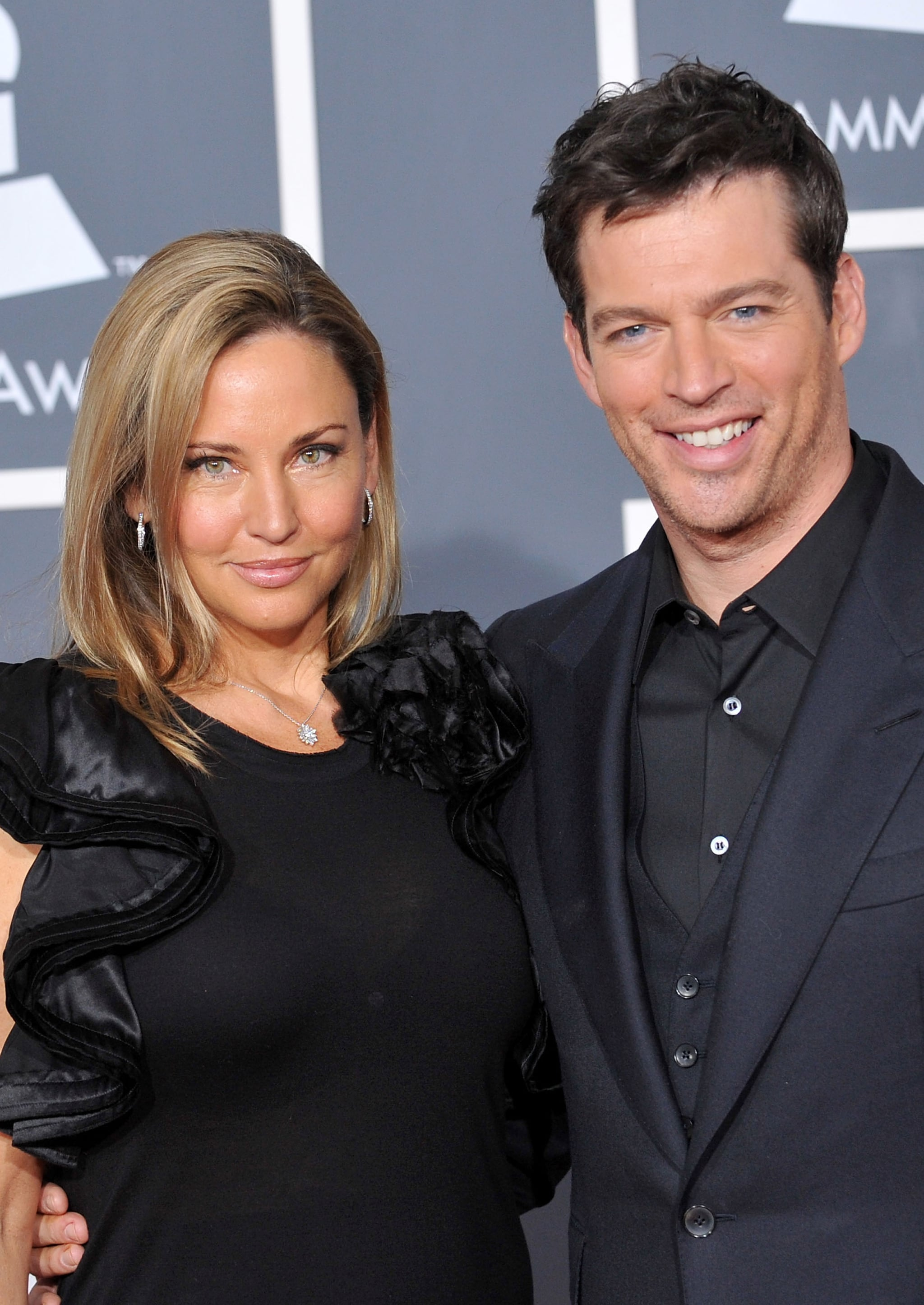 Harry Connick Jr. and Jill Goodacre, 2010 | A Look Back at ...