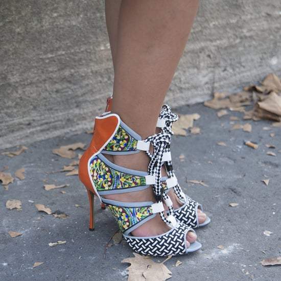 Statement Heels For Fall