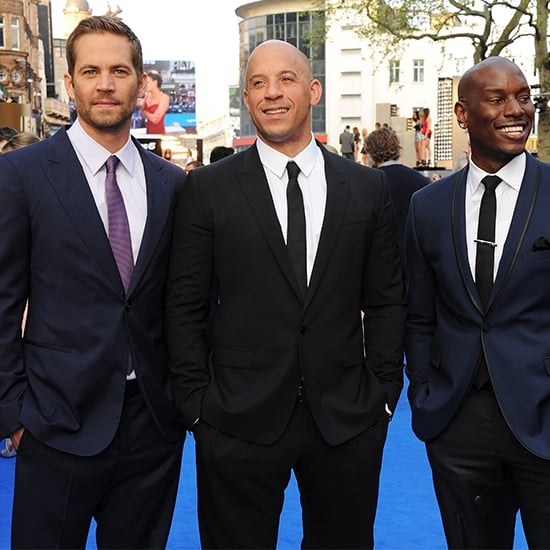 Tyrese Gibson Reacts to Paul Walker's Death