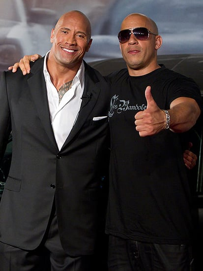 Is The Rock's Fast 8 Beef with Vin Diesel? Actors Reportedly Have Secret Meeting as Tyrese Gibson Speaks Out
