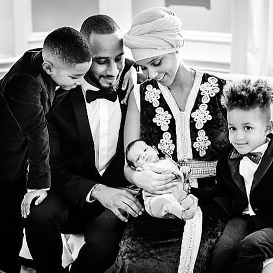 Pictures of Alicia Keys and Swizz Beatz's Son Genesis