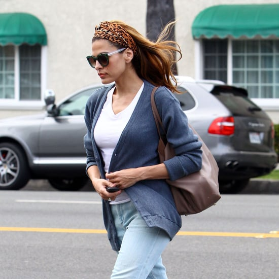 Eva Mendes Street Style | March 8, 2013