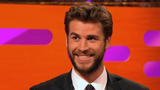 EXCLUSIVE: Liam Hemsworth Gets Flustered Sharing Embarrassing Story About Being in His Mom's Sex Ed Class