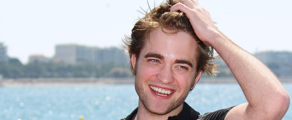 Robert Pattinson's Hottest Hand-in-Hair Moments