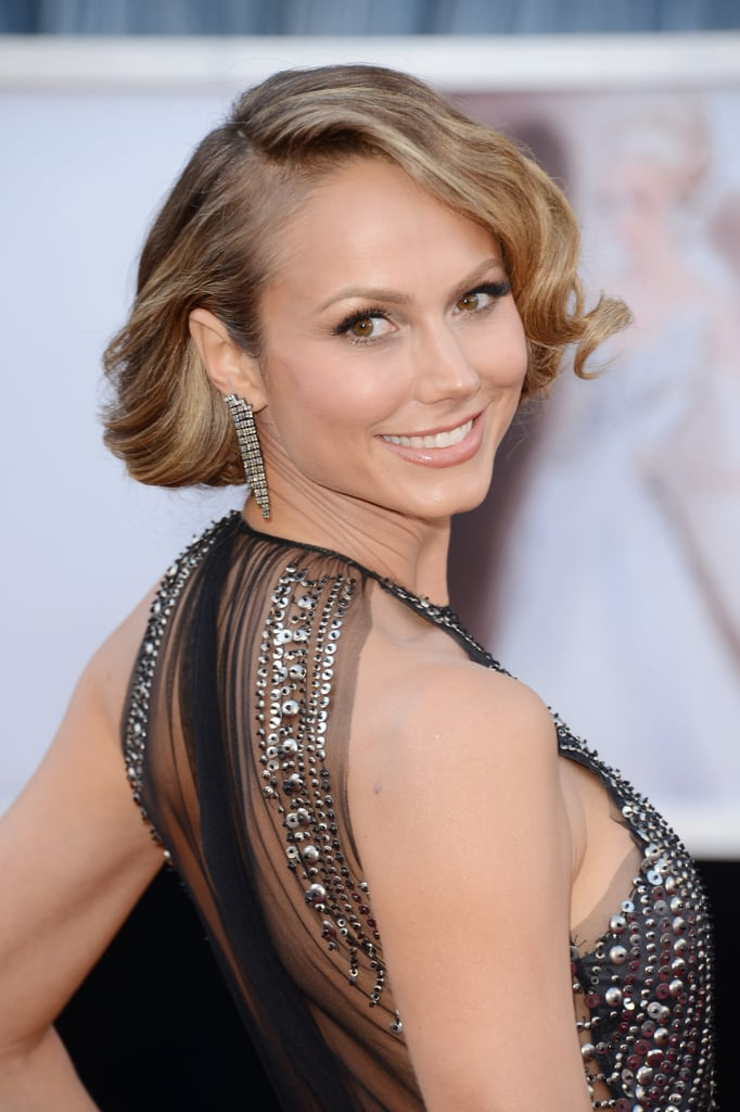 Stacy Keibler at the Oscars