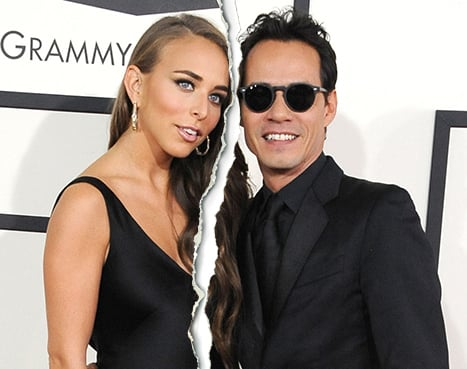 Marc Anthony, Girlfriend Chloe Green Split After One Year of Dating