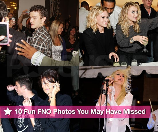 10 Fun Fashion's Night Out Photos You May Have Missed!