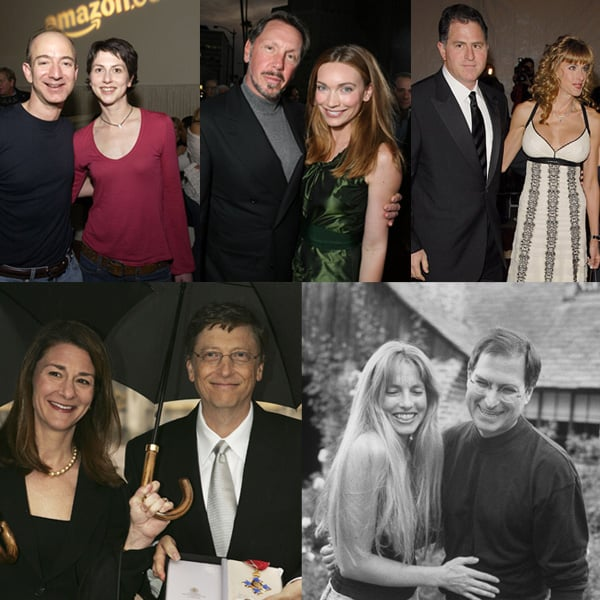 Which Geek Couple Do You Like Best?