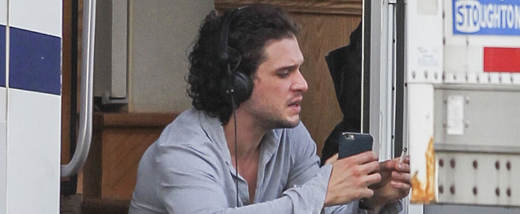 30 Songs Kit Harington Is Probably Listening to in These Photos