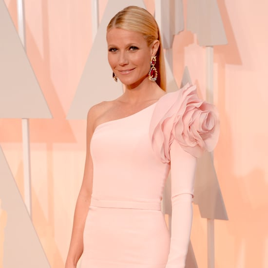 Poll: Are You a Fan of Gwyneth's Statement Shoulder?