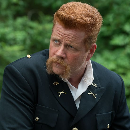 Michael Cudlitz Interview About The Walking Dead August 2016