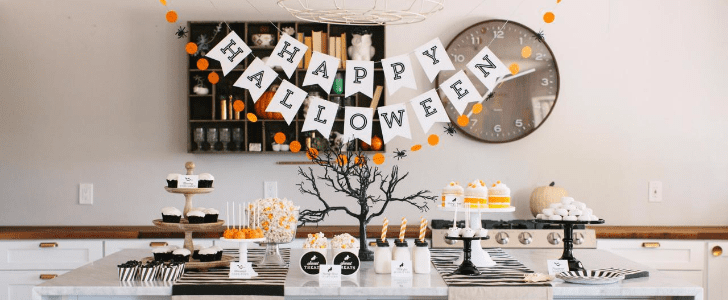 35 Halloween Party Decoration Ideas