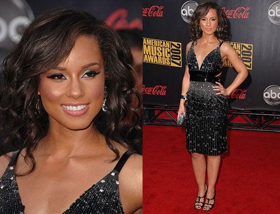 2007 American Music Awards: Alicia Keys