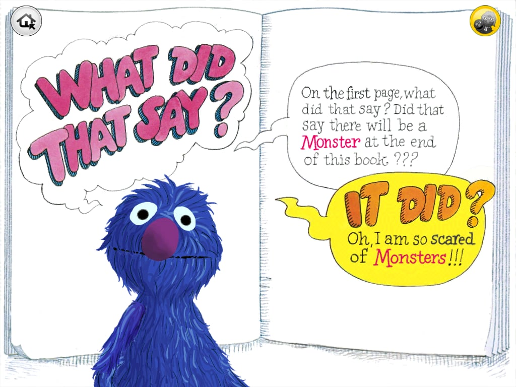 The Monster at the End of This Book . . . Starring Grover! ($4)