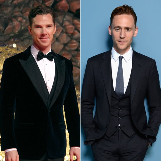 They Both Look Good in Suits
