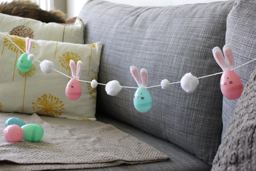 Baby Bunny Garland