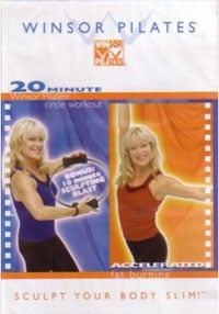 DVD Review: Winsor Pilates 20 Minute Circle Workout