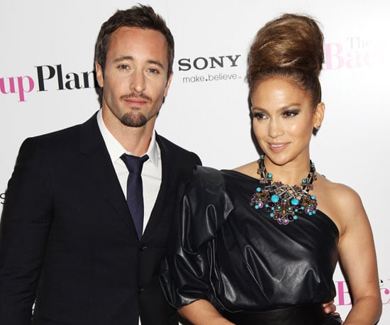 Slide Picture of Jennifer Lopez and Alex O'Loughlin at the London Premiere of The Back-up Plan