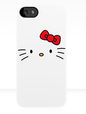 This adorable Hello Kitty phone case ($37) is the perfect way to let out your inner '90s child.