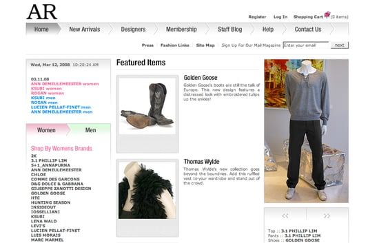 Fab Site: AlohaRag.com