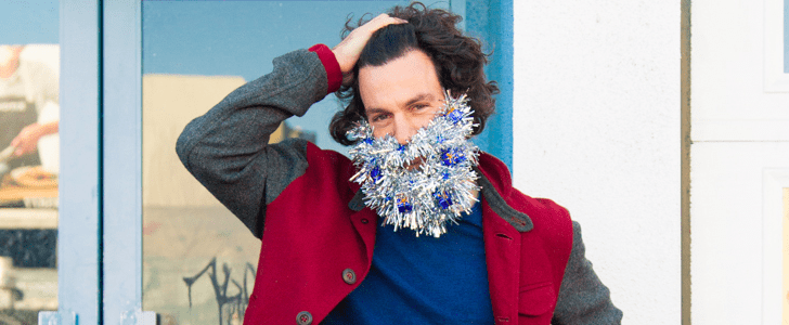 Hot Guys With Festive Holiday Beards Will Make Your Christmas