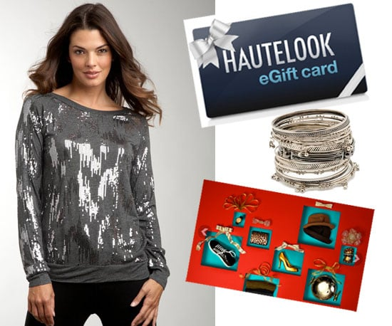 HauteLook and Gilt Groupe Holiday eGift Cards