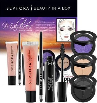 Enter to Win Sephora Collection Beauty In A Box: Maldives Summer Nights