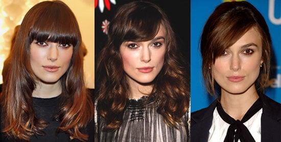 Keira Knightley Hair