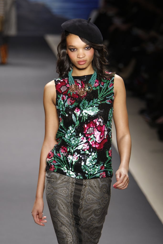 New York Fashion Week, Spring 2008: Tracy Reese