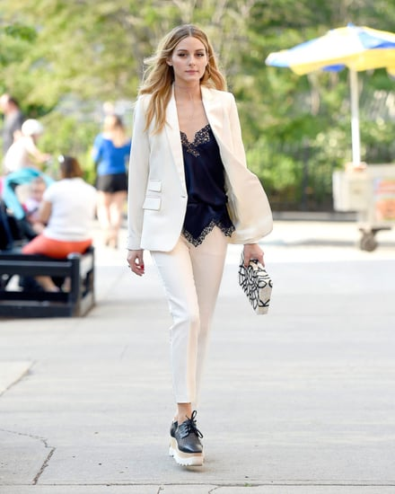Olivia Palermo Can't Stop Carrying These Clutches