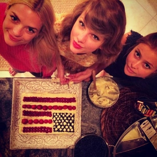 Forget the Fireworks — These Celebs Were All About the Food This Fourth