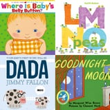 27 Adorable Board Books to Help Start Your Baby's First Library