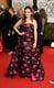 Tina Fey at the Golden Globes 2014