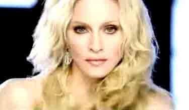 "Madonna's ""4 Minutes"" Video Makeup"