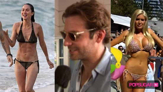 Celebrities in Bikinis For Memorial Day, Bradley Cooper and Jennifer Aniston Rumors, and Heidi Montag and Spencer Pratt Breakup 2010-06-01 15:06:42