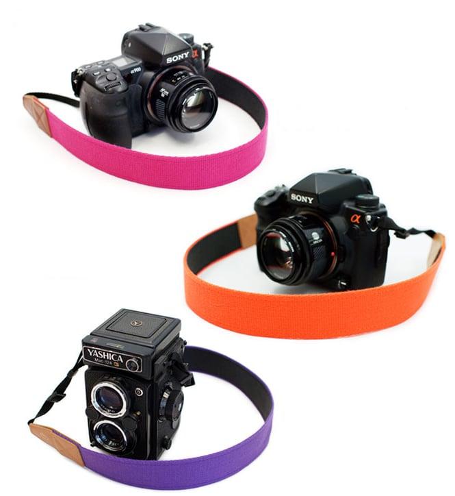Colorful Classic Camera Strap