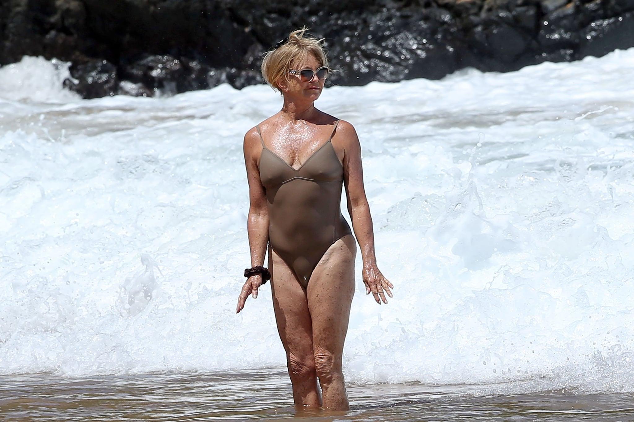 Goldie hawn en bikini