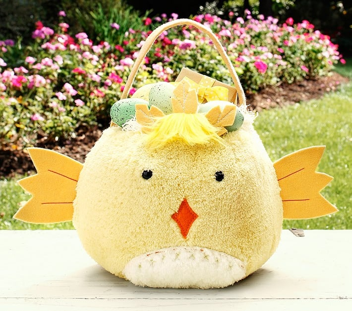 Puffy Chick Treat Bag