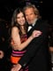 True Grit costars Hailee Steinfeld and Jeff Bridges posed together in 2011.