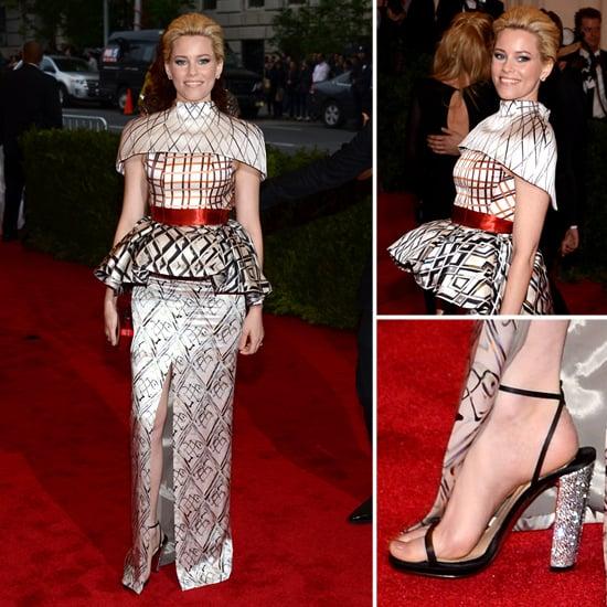 Elizabeth Banks at Met Gala 2012
