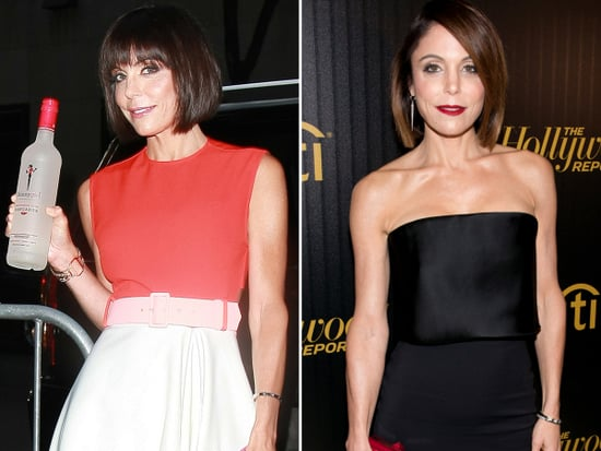Bethenny Frankel Has a 'Cray' New Bob That's Definitely Not a Wig