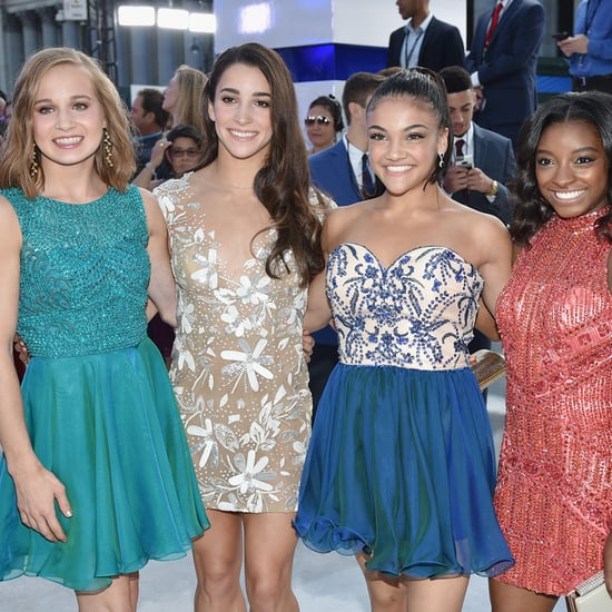 USA Gymnasts Style at the VMAs 2016
