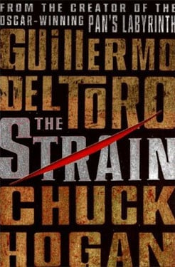 Reviews of Guillermo Del Toro's Book, The Strain