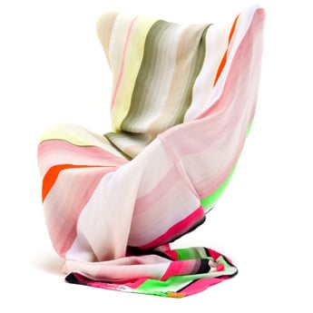 Crave Worthy: Scholten and Baijings Striped Wool Blanket