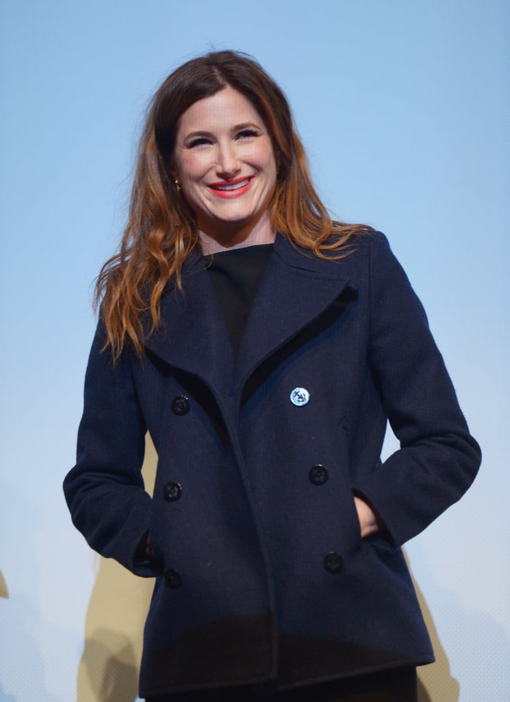 Kathryn Hahn got some fresh air at a Q&A after the Bad Words premiere on Saturday.