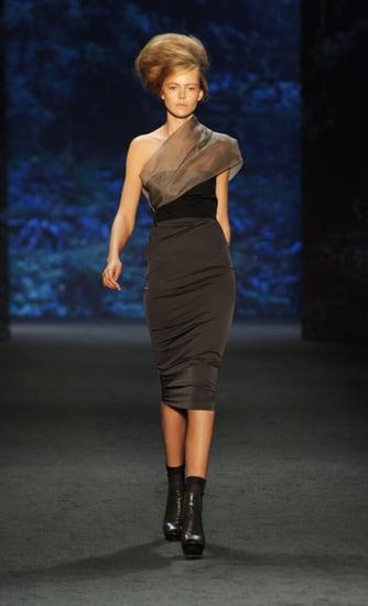 2011 Spring New York Fashion Week: Vera Wang
