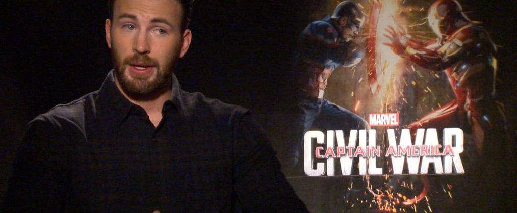Chris Evans on the Captain America Issue You Really Care About: His Love Life