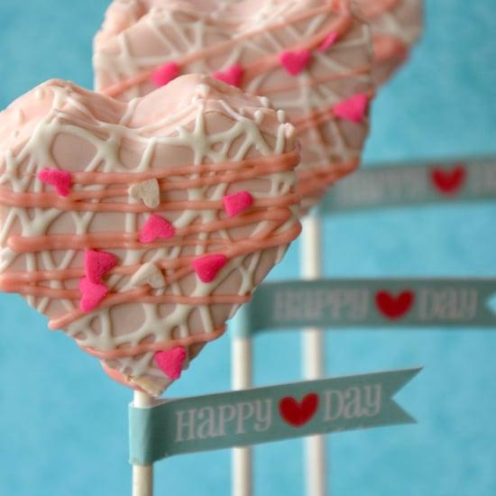 Valentine's Day Cake Pops
