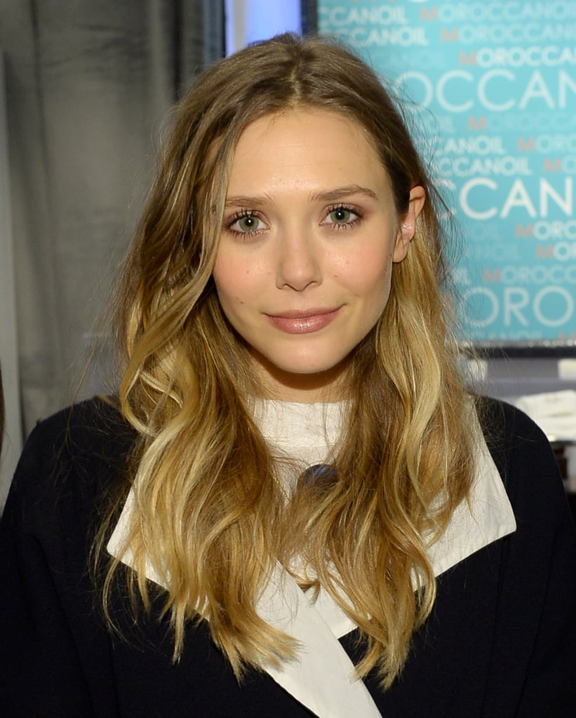 Beach waves look nice just about anywhere, as Elizabeth Olsen proved while hitting up the Variety Studio at Holt Renfrew.